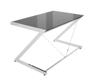 Biurko Z-Line - Chrom - Computer Desk Black - Unique