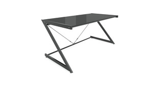Biurko DD Z-Line Main Desk Black/Black - Unique