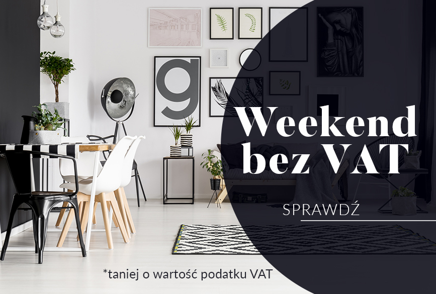 Weekend bez Vat na produkty D2Design 8.12 - 9.12.2018
